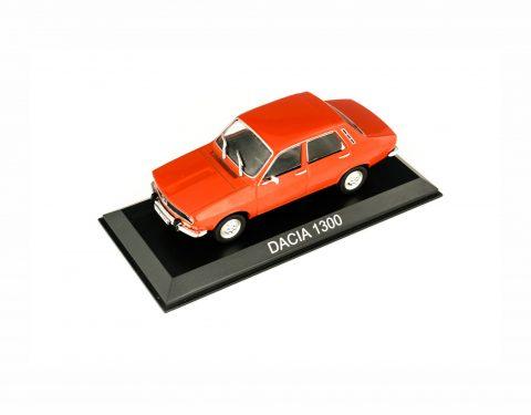 Machetă Dacia fotografiată în 360 de grade