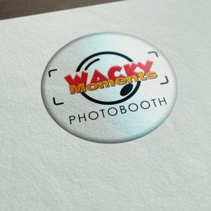 Wacky Photobooth Logo