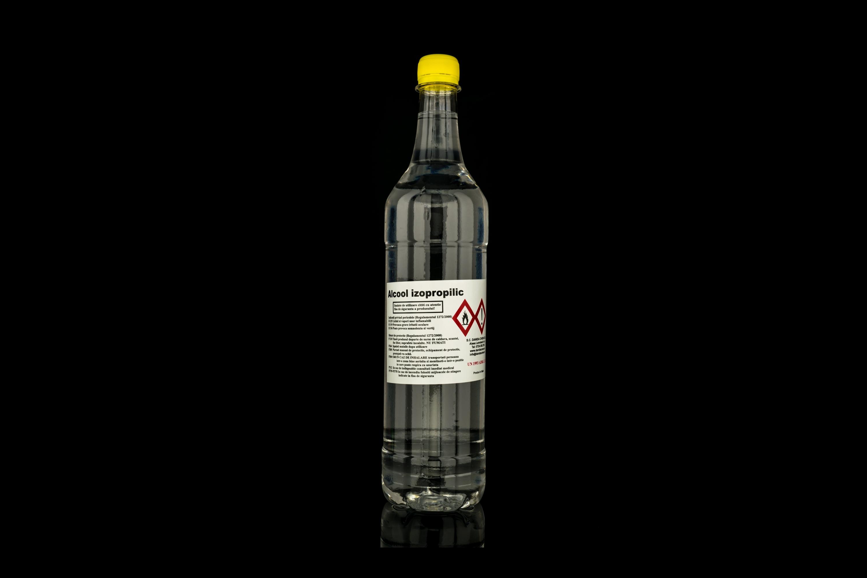 Alcool Izoproilic fotografie de produs in 360 grade