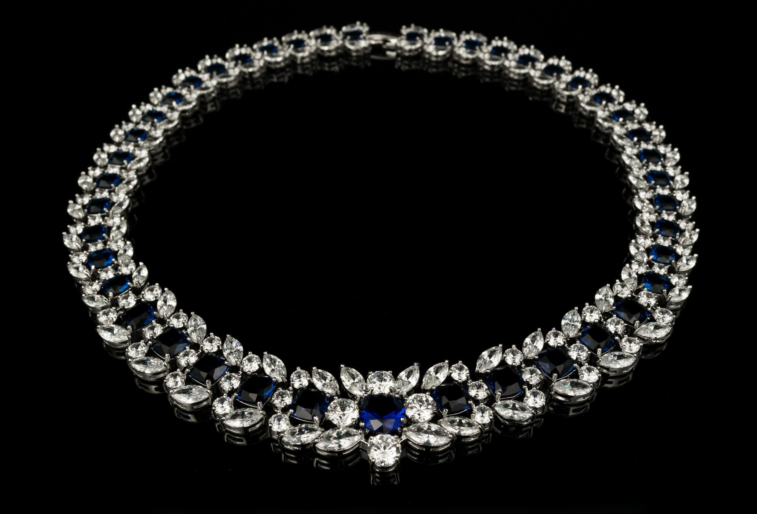 Colier Diamante Apollonia 001