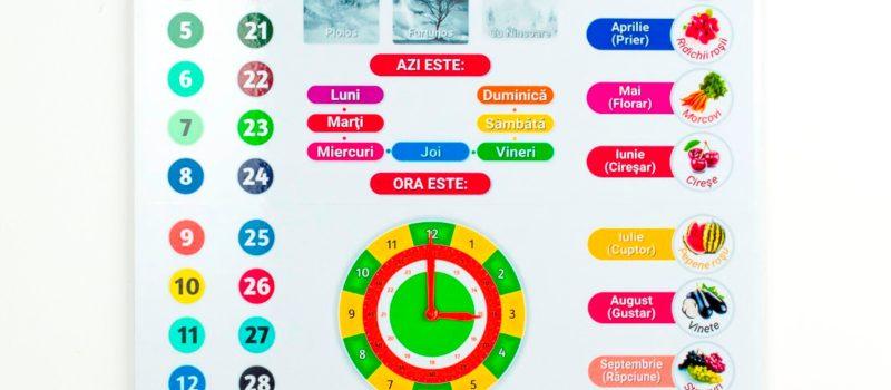 Calendar Meteo